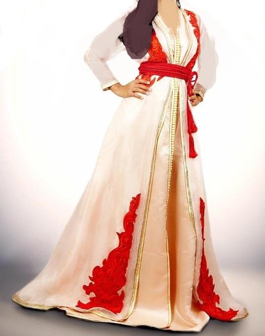vente robe marocaine